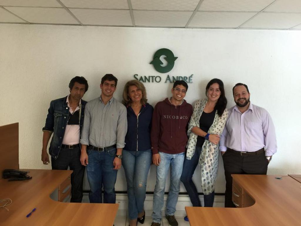 Treinamento de Vendas e Atendimento para a equipe da nova loja Armazem Português no Mercado Municipal de Curitiba