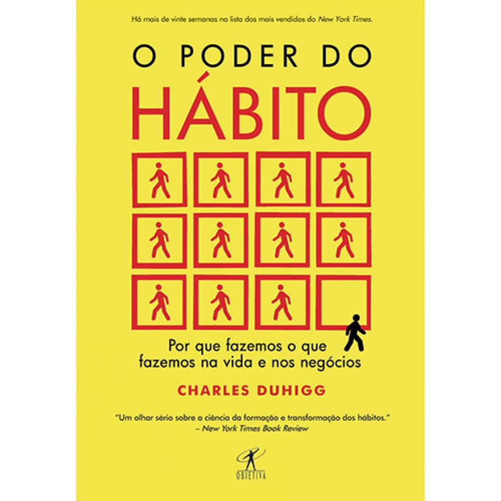 """Resenha do livro """" O poder do hábito"""""""