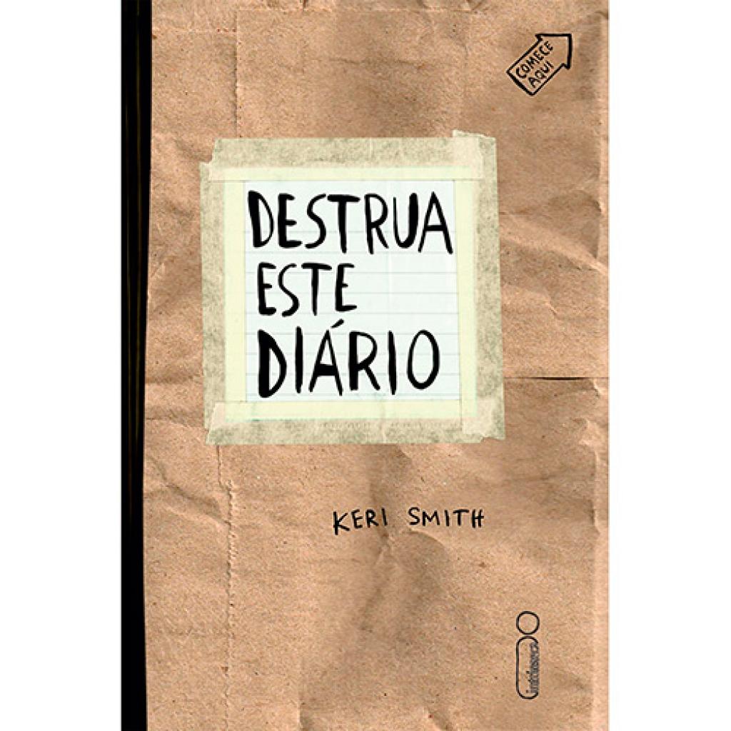 """Resenha do livro """" Destrua esse diário"""""""
