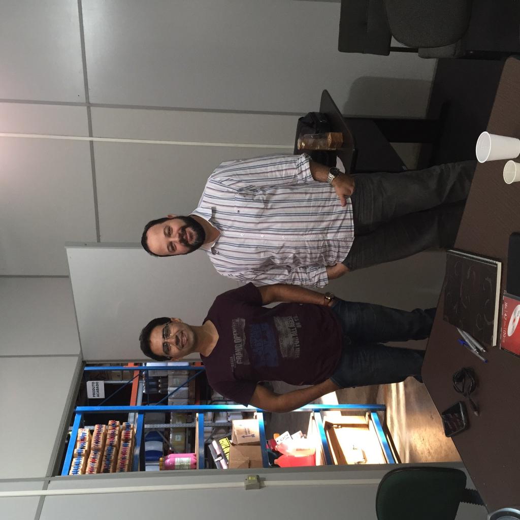 Reunião Planejamento Comercial - Delfan Quimica