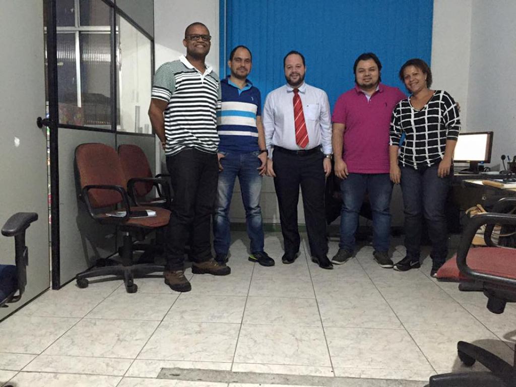 Inovação ministra treinamento de licitações e pregão eletrônico para a empresa DSK Suprimentos - Rio de Janeiro - RJ