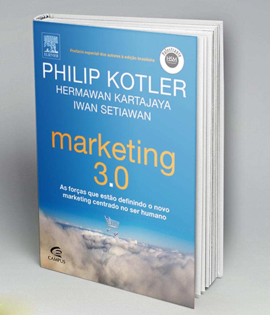 Marketing 3.0 - Voltado para as relações pessoais