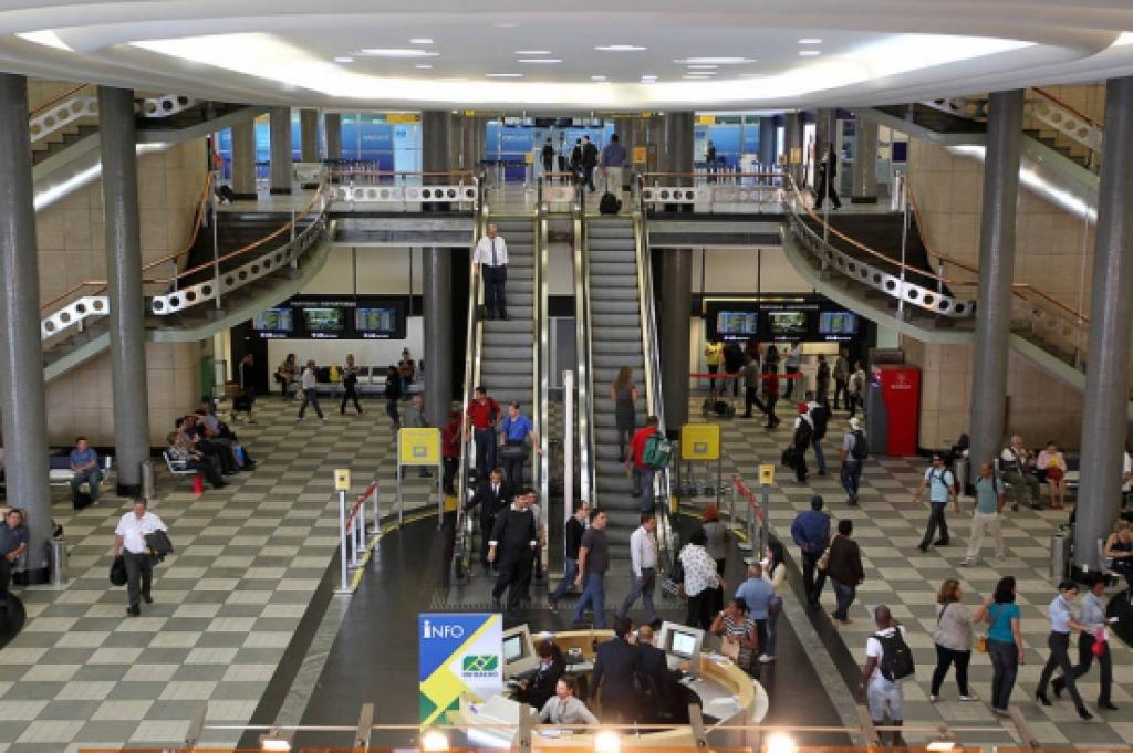 Infraero quer licitação para check-in em aeroportos