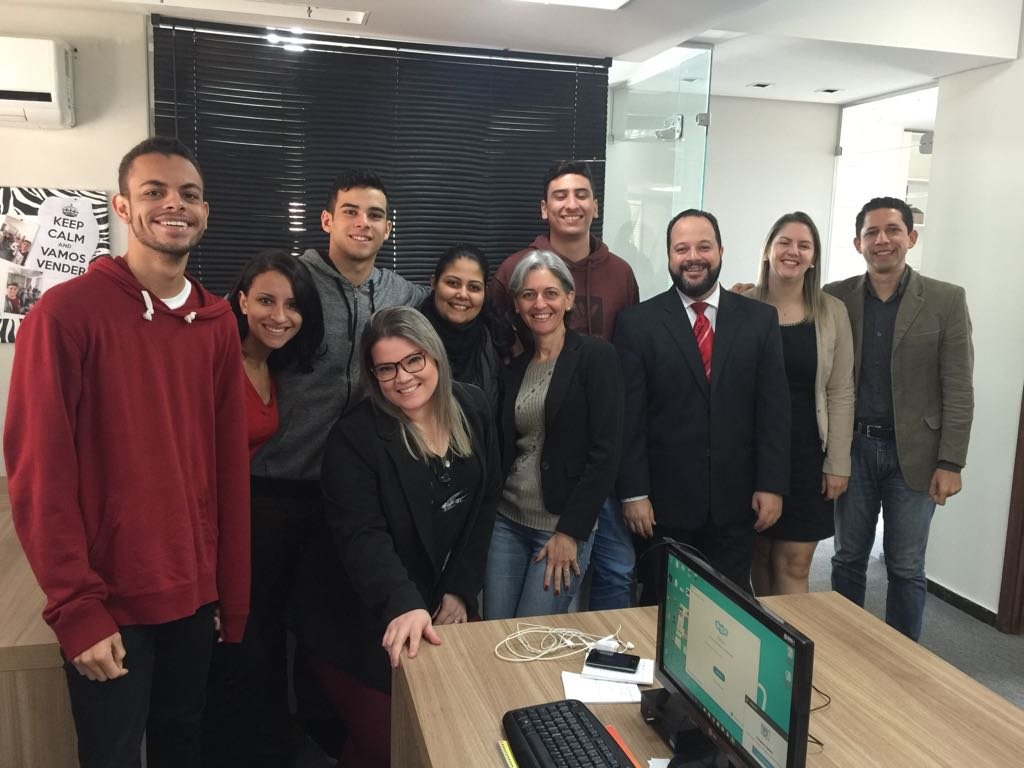 Treinamento de vendas para a empresa PHorto