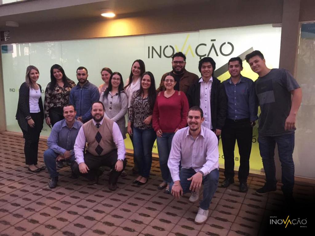 Reunião Geral do Grupo Inovação Brasil