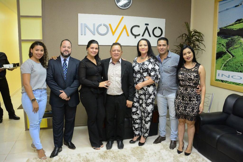 E o Grupo Inovação Brasil não pára!