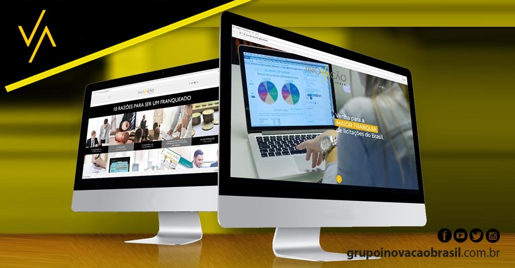 Grupo Inovação Brasil lança site da franquia