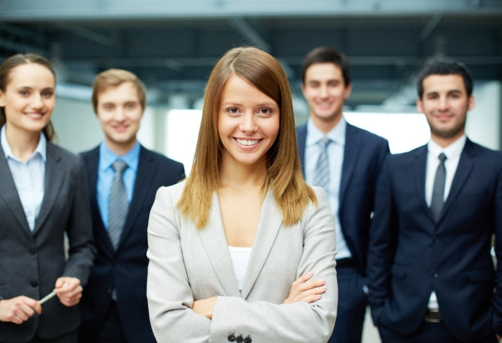 Líder eficaz, empresa de sucesso!
