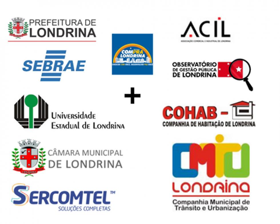 Programa compras Londrina: R$ 400 milhões de reais serão licitados por órgãos da cidade ligados ao programa em 2019