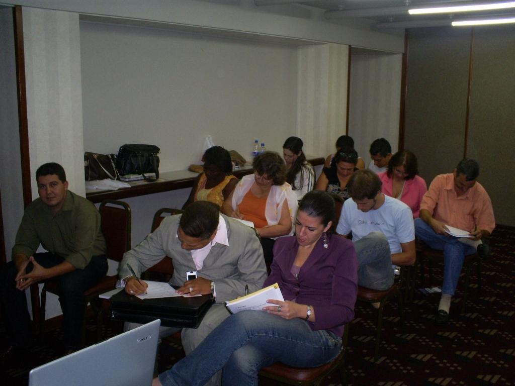 Licitação e Pregão Eletrônico - Março 2007