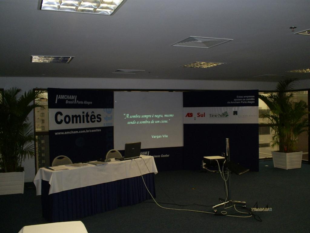 Licitação e Pregão Eletrônico - Porto Alegre - Outubro 2007
