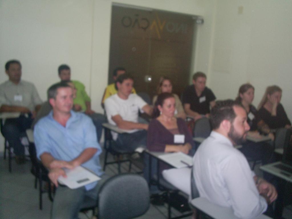 Líder eficaz, empresa de sucesso! Agosto 2006