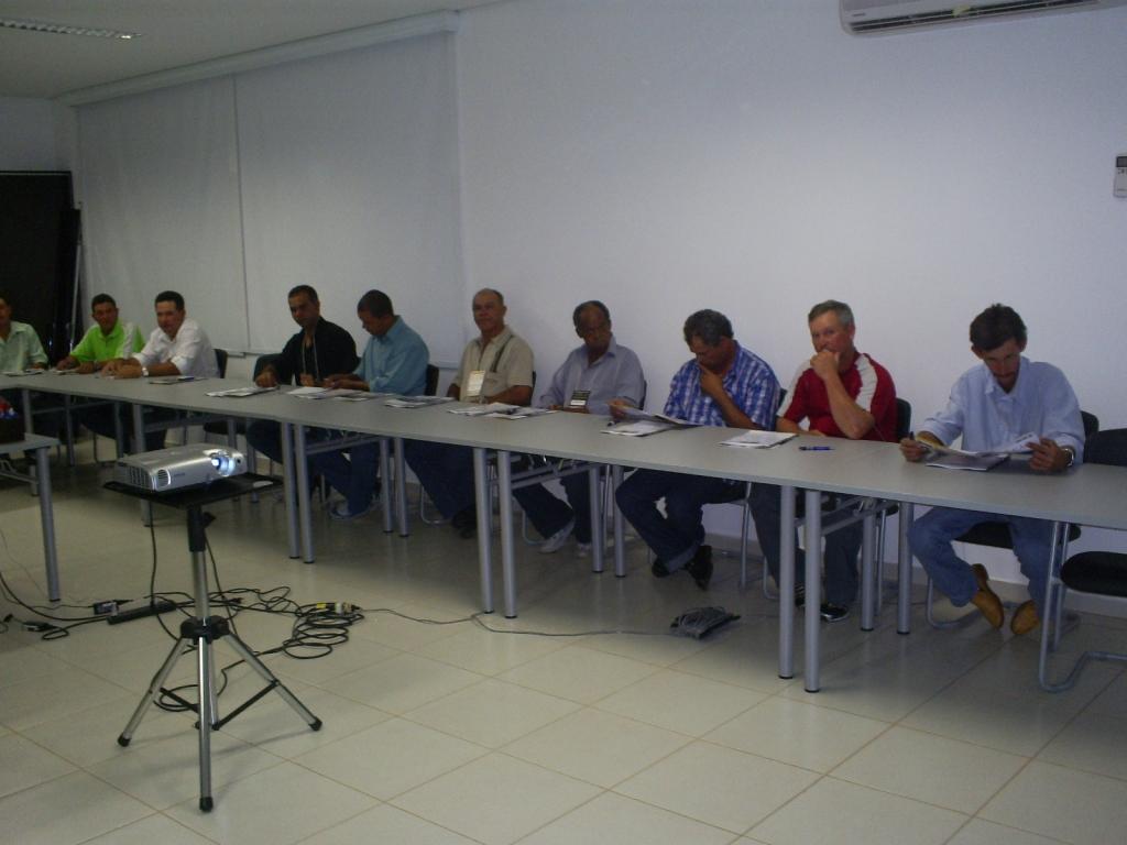 Treinamento Liderança - A. Yoshi - Julho 2007