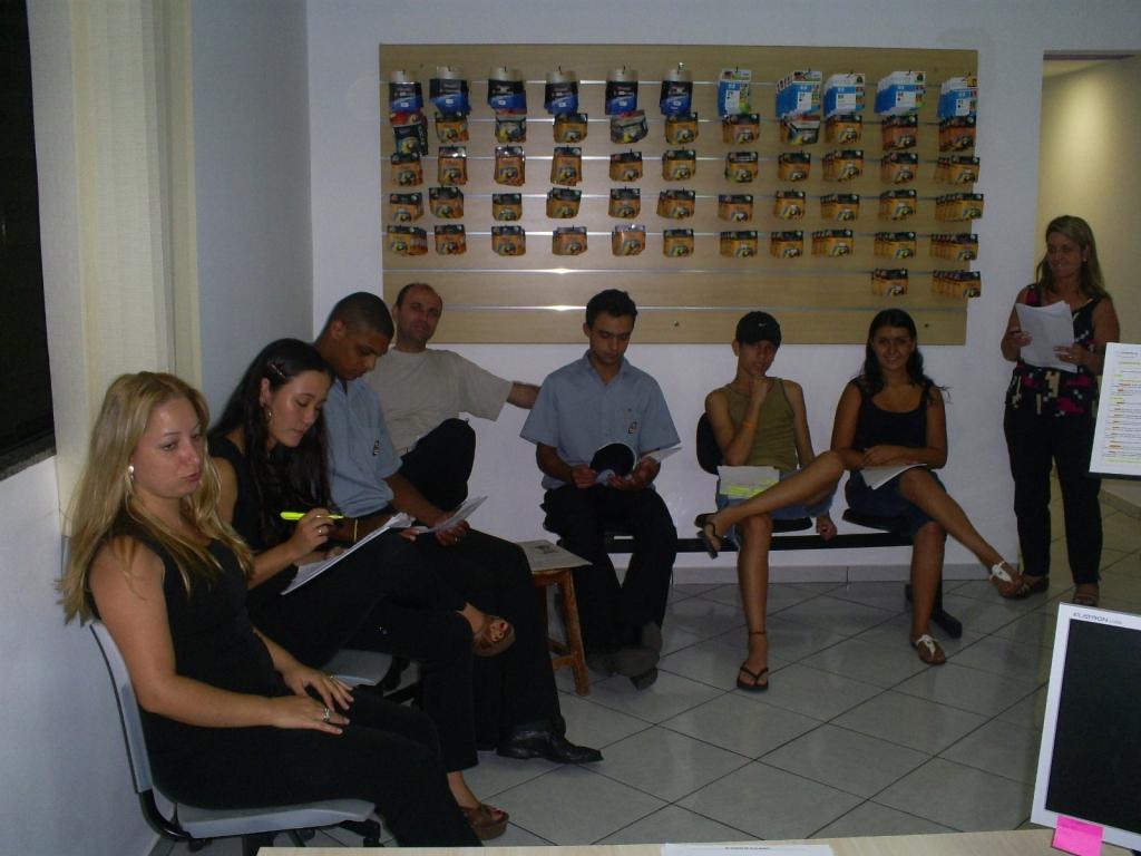 Treinamento Oratória - Alternativa - Fevereiro 2007