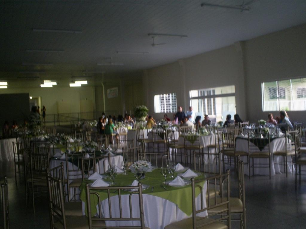 Palestra - Colibri - Dezembro 2006