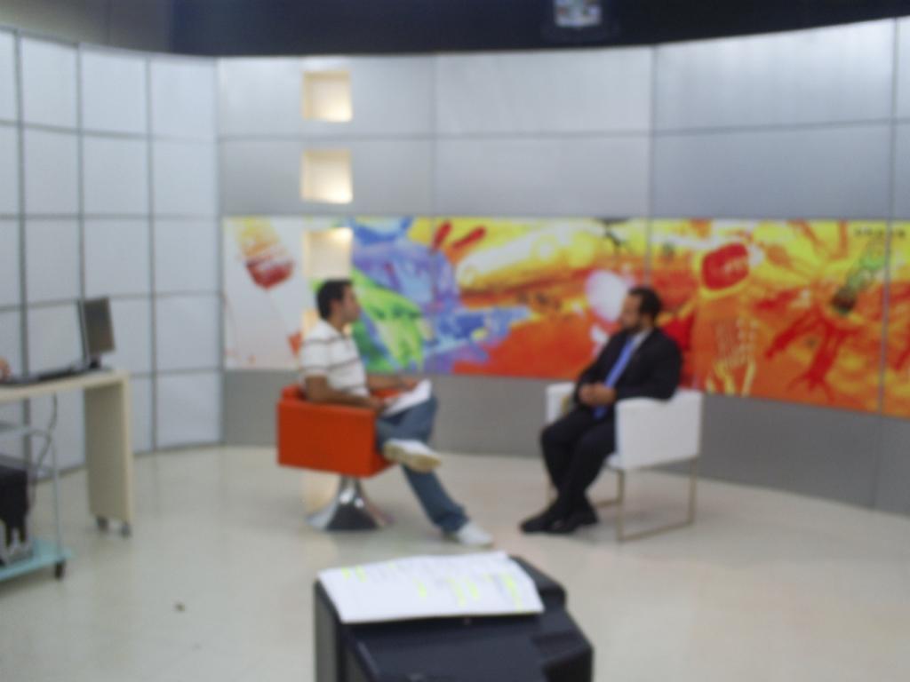 Programa 360 graus SBT - Janeiro 2007