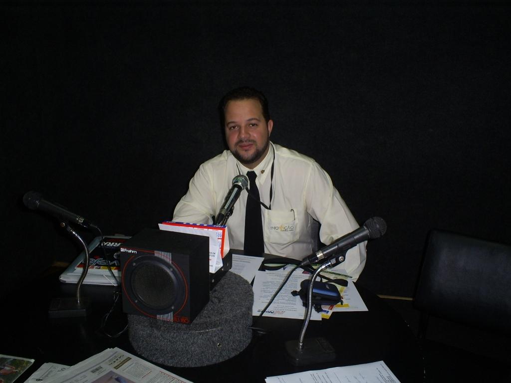 Programa Inovação - Rádio Norte - maio 2007
