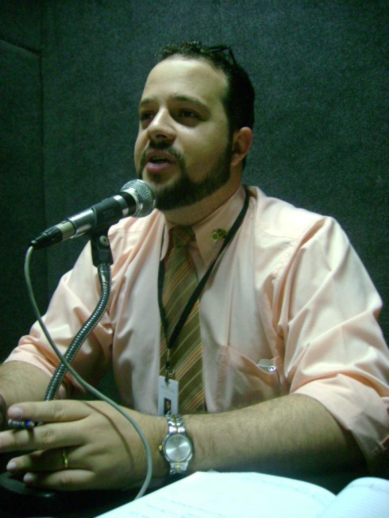 Programa Inovação - Rádio Norte - Agosto 2007
