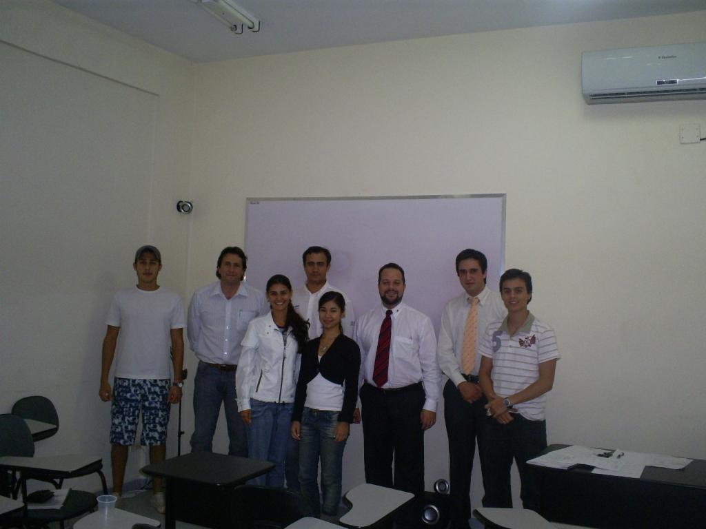 Treinamento Oratória - Fevereiro 2009
