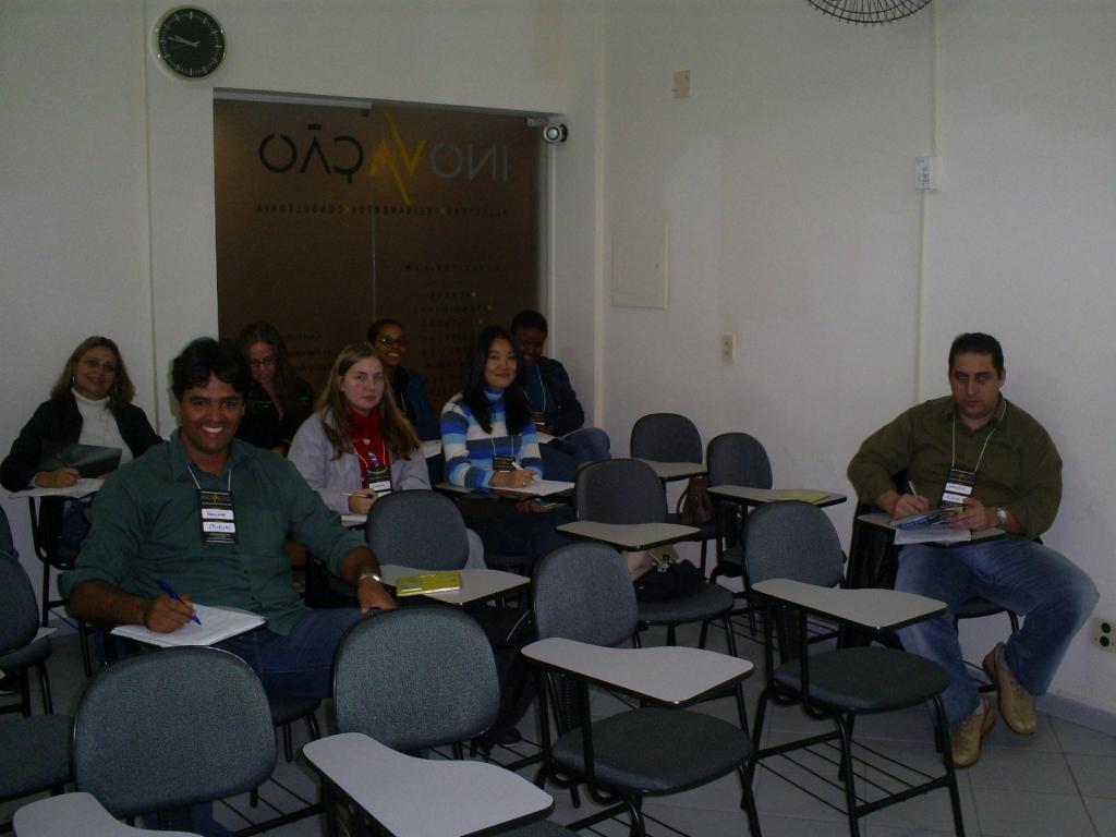 Treinamento Oratória - Maio 2007