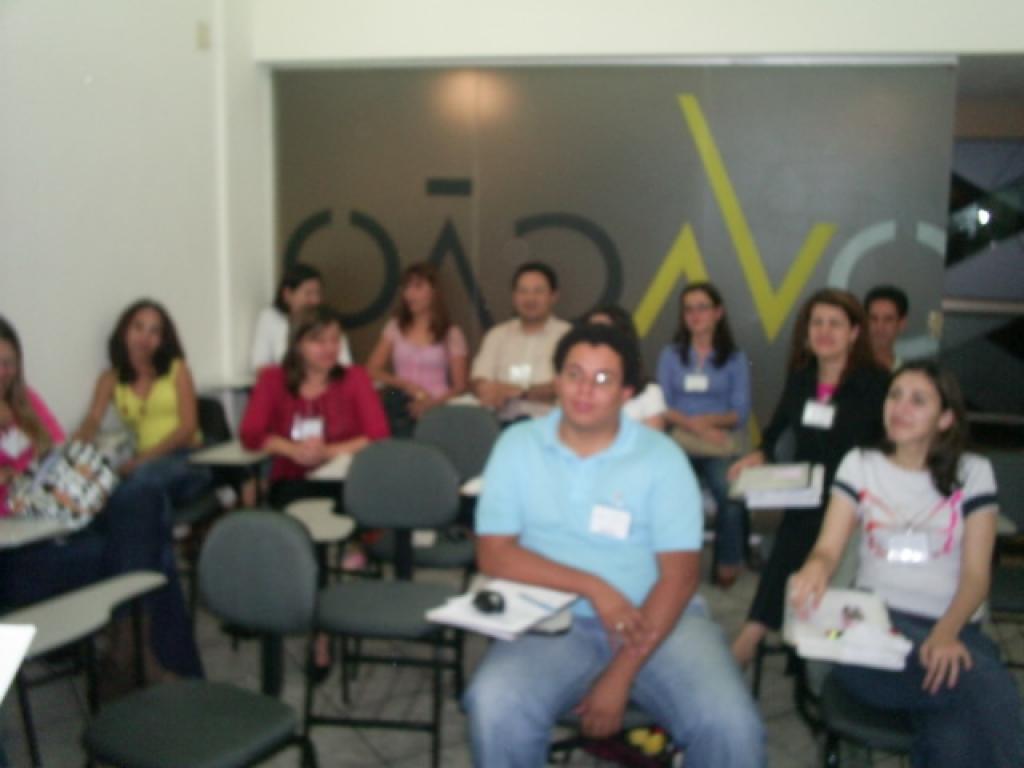 Treinamento Oratória - Julho 2006