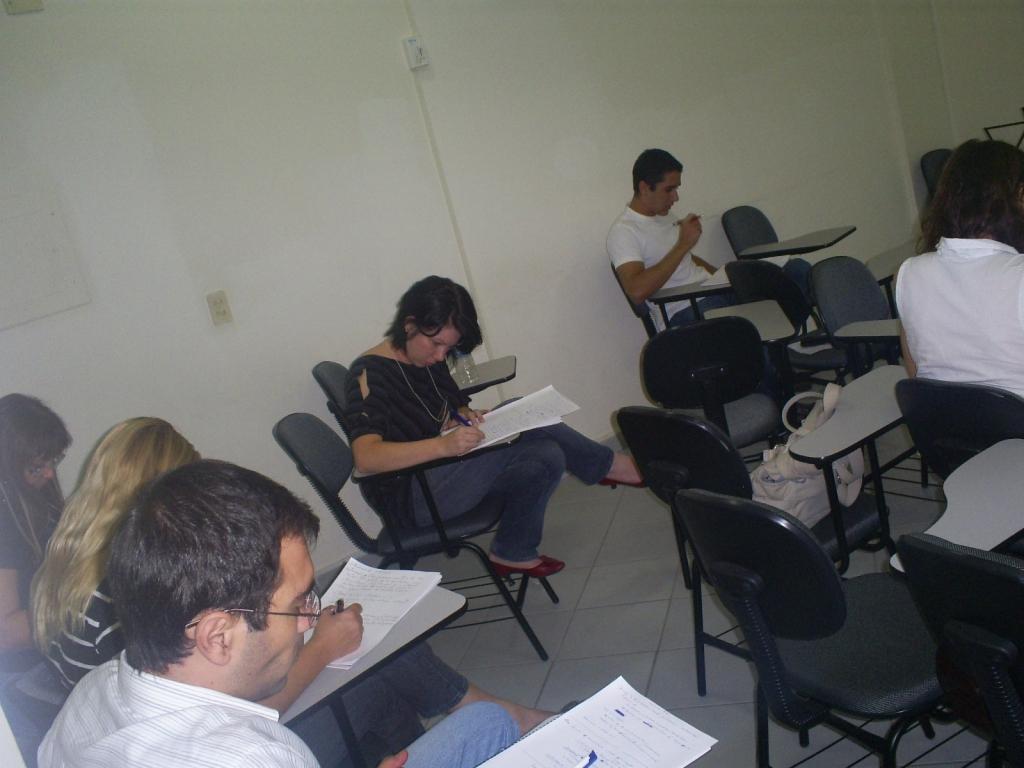 Treinamento Oratória - Abril 2009