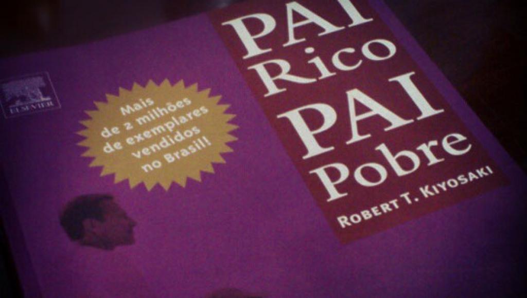 """Resenha do livro """" Pai rico, pai pobre"""""""