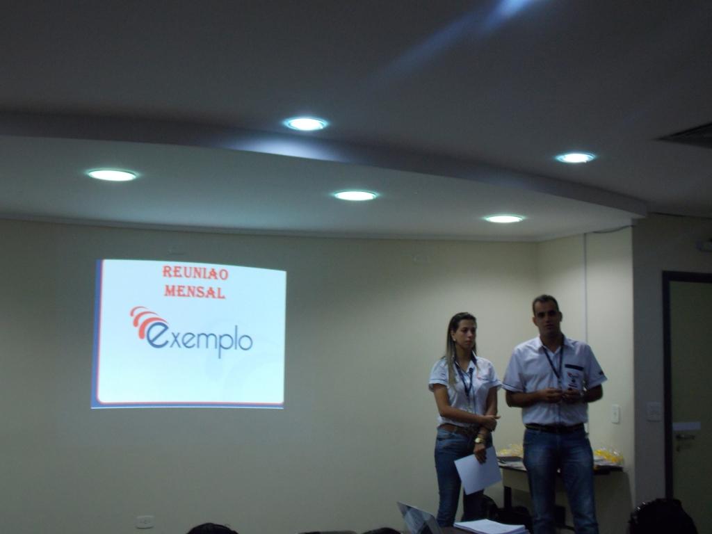 Palestra Missão, Visão e Valores - empresa Exemplo TIM - Londrina 10 de Março de 2015